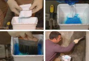 Медный купорос применение против грибка на стенах