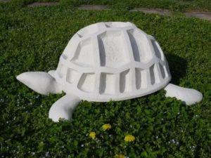 Как сделать черепаху из пеноплекса