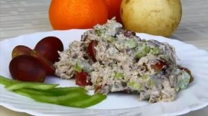 Салат пино нуар рецепт бахетле