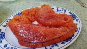 Икра лососевая засолить самому рецепт