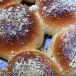 Как сделать булочки с вареной сгущенкой