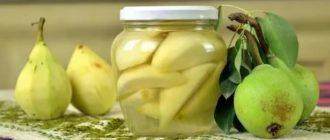 Что можно приготовить из груш на зиму